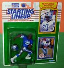 1990 BARRY SANDERS Detroit Lions -00 s/h- Rookie Starting Lineup