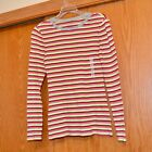 Juniors Size Medium Striped ShirtOld NavyNew with Tags