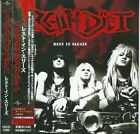 Crashdiet - Rest In Sleaze CD OBI  JAPAN+4 RARE Swingin' Thing Loud n Nasty