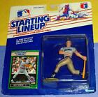 1989 MATT NOKES Detroit Tigers Starting Lineup - FREE s/h - Kenner slu