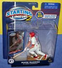 2001 MARK MCGWIRE St. Louis Cardinals #25 - FREE s/h - Starting Lineup NM/MINT