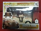 indy's ride disney parks exclusive indiana jones funko pop rides