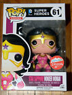 NEW FUNKO POP STAR SAPPHIRE WONDER WOMAN DC NYCC 2014 FUGITIVE EXCLUSIVE