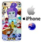 Silicone iPhone Case Cover Case Cuphead Retro indie Art Betty mugman Disney Craz