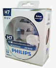 H7 PHILIPS WhiteVision Extra white light 2er PX26d 12V 55W + W5W 2er 12972WHVSM