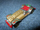 1970 HOT WHEELS SWEET 16 RECAST CHRISTMAS 1:64 DIECAST CAR OPENING TRUNK - NICE
