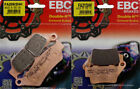 EBC HH Front & Rear Brake Pads Set - BMW F650GS, G650GS, Husqvarna TR650