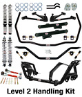 QA1 Handling Level 2 Suspension Kit-Fits 1979-1989 Ford Mustang,GT,with Shocks '