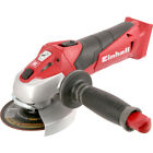 Einhell Power X-Change TE-AG 18V Li-Ion Cordless 4 1/2