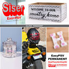 EasyPSV Permanent Adhesive Craft Sign Vinyl 12 Width FREE SHIPPING
