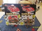 TWO 1992 #28 RACING CHAMPION 1/64 CARS DAVEY ALLISON & BOBBY HILLIN JR.