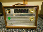 Vintage ARVIN 61R58 Eight Transistor AM Radio  Nice Condition  Works  Item 2