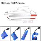 Auto Car Door Key Lost Lock Out Emergency Open Unlock Tool Kit Air Pump Wedge