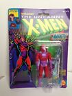Toy Biz 1991Marvel The Uncanny X Men Magneto Action figure new in box