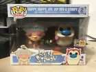 FUNKO POP REN STIMPY NICKELODEON SDCC 2017 COMIC CON EXCLUSIVE 2500 PCS LIMITED