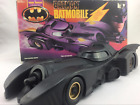 Kenner Batmobile great shape In Box w MICHAEL KEATON BATMAN figure RARE 1989