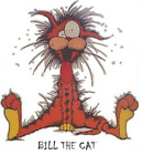 bloom county / bill the cat t-shirt