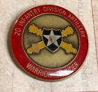 UNITED STATES ARMY 2ND INFANTRY DIVISION ARTILLERY R CHALLENGE COIN