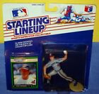 1989 GREG SWINDELL Cleveland Indians Rookie - FREE s/h - sole Starting Lineup