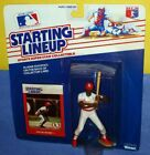 1988 WILLIE MCGEE St. Saint St Louis Cardinals Rookie -FREE s/h- Starting Lineup