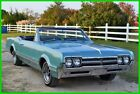 1966 Oldsmobile Cutlass 1966 Oldsmobile Cutlass F 85 Convertible Survivor Time Capsule, Loaded, MUST SEE