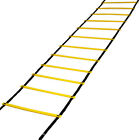 12 Rung Speed Agility Ladder Soccer Sport Ladder Workout Training w Carry Bag