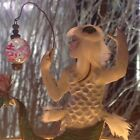 Awesome Antique Mermaid Old Lamp Finial Oyster Bay Studio New Old Stock