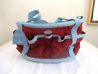 Rare New Michael Graves Gardening Tote Red with Blue Trim