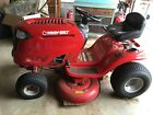 Red Troy-Bilt Pony 42 Inch Riding Lawn Tractor 7-Speed Excellent Condition