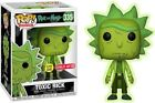 Funko POP! Rick and Morty Toxic Rick #335 Target Exclusive Pre order