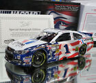 Jamie McMurray Autographed 2013 An American Salute 124 Scale Nascar Diecast