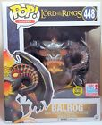 Funko Pop Balrog Glow # 448 Lord Of The Rings NYCC 2017 Exclusive 6