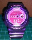 Casio G-Shock GD-100SC-6 Purple & Pink CLEAN, MANY NEW PARTS