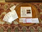 RARE 1989 JULIA CHILD SIGNED 1st Ed THE WAY TO COOK  10 Signed Correspondence