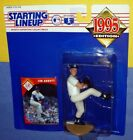 1995 JIM ABBOTT 1st & only New York NY Yankees - FREE s/h - Starting Lineup NM-