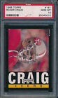 Roger Craig Cards, Rookie Card and Autographed Memorabilia Guide 4