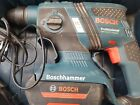 BOSCH GBH 36V-EC BRUSHLESS COMPACT SDS CORDLESS HAMMER DRILL & 2 BATTERIES