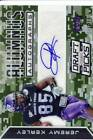 2016 Panini TCU Horned Frogs Collegiate Trading Cards 9