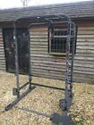 REDUCED Squat Rack Cage Pull Up Cables Bag Hook Not Smith Machine