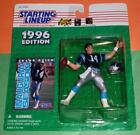 1996 FRANK REICH Carolina Panthers #14 Rookie - FREE s/h - sole Starting Lineup