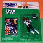 1996 MARK CARRIER 1st Carolina Panthers - FREE s/h - Starting Lineup NM/MINT