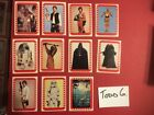 1977 Topps Star Wars Series Trading Cards Sticker Set of 11 Series 4