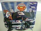 DALE EARNHARDT JR #3 1999 SUPERMAN/AC DELCO 1/24 SCALE M.CARLO BW CAR