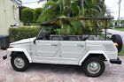 1973 Volkswagen Thing Convertible wagon 1973 VW Thing