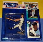 1993 ROBIN VENTURA #23 Chicago White Sox Rookie - 00 s/h Starting Lineup 2 cards