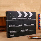 DIY Memory Scrapbook Photo Album Movie Action Board Craft Life Gift For Polaroid