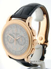 Patek Philippe 5070 18K Rose Gold Chronograph Mens Watch Box/Papers 5070R MINT