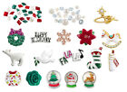 Origami Owl Brand New Holiday Christmas Charms FREE GIFT with 4 Exclusive NLA