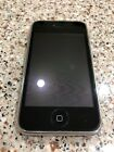 Apple iPhone 3G 8 GB Black broken parts only