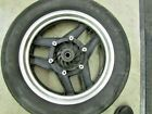 Honda Interceptor VF1000F Rear wheel with good tire Fits 1984